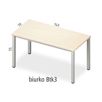 Biurko Btk3