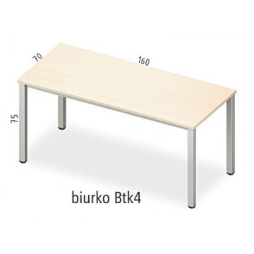 Biurko Btk4
