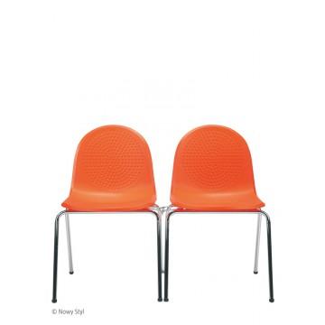 Krzesło AMIGO click chrom
