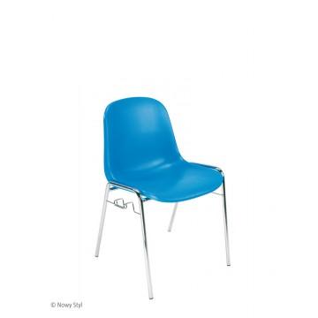 Krzesło BETA click chrom