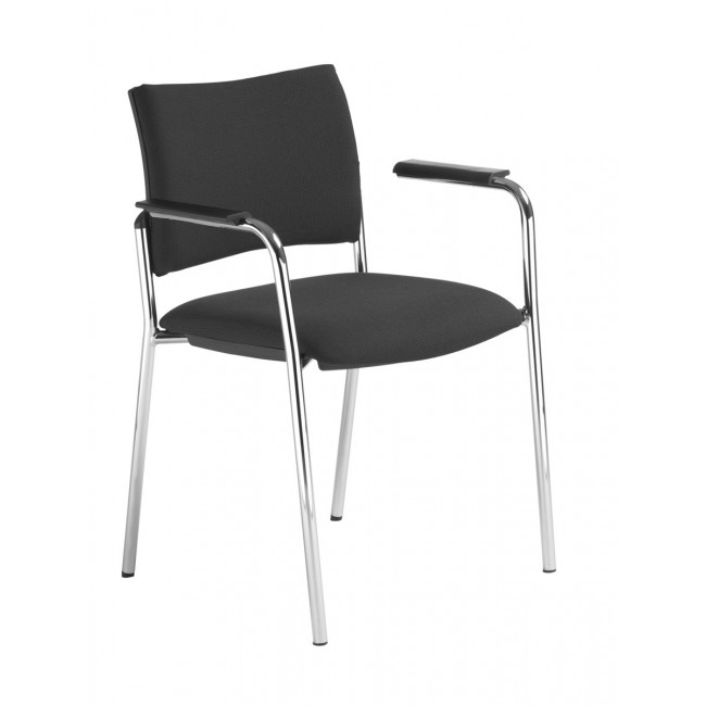 Krzesło INTRATA V-31-FL-CR-arm