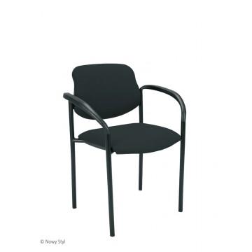 Krzesło STYL arm black
