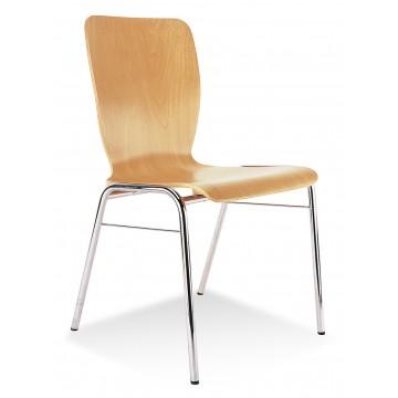 Krzesło WING II chrom