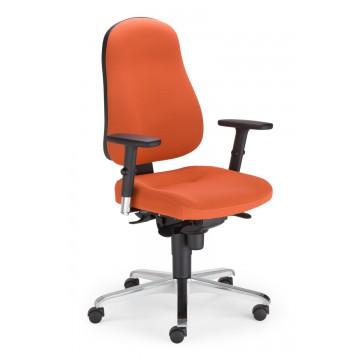 Biurowy fotel obrotowy BIZZI