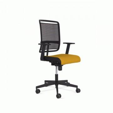 Biurowy fotel obrotowy e-SENSE mesh