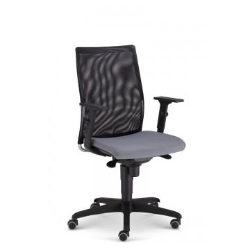 Biurowy fotel obrotowy INTRATA mesh