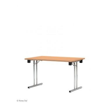 Składany stół konferencyjny  ERYK 120x80 cm