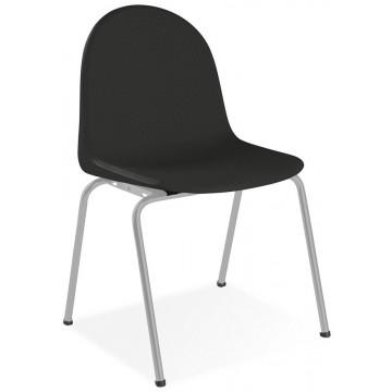 Krzesło konferencyjne, do stołówki, poczekalni