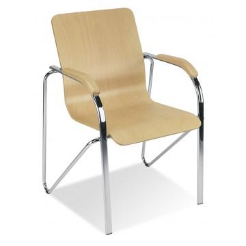 Krzesło konferencyjne, gościnne , do poczekalni
