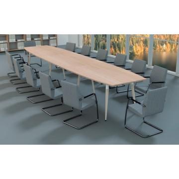 Stół konferencyjny , moduł końcowy 160 x 110 cm