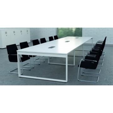 Stół konferencyjny, moduł końcowy 160 cm x 142 cm