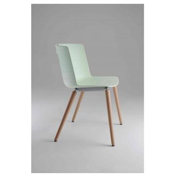 Krzesło konferencyjne MORK wood