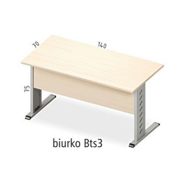 Biurko Bts3